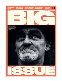 The Big Issue Print Gift Subscription - The gift that keeps on giving!